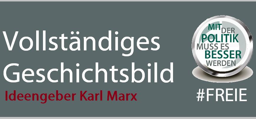 Warum Marx der Ideengeber für Diktaturen war und bleibt.
